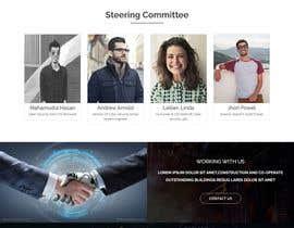 #10 for Design me a website af Mahamud2