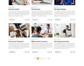 #34 , UX/UI Design - Blog page 来自 shakilaiub10