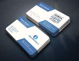 #88 for Business card For real estate appraiser 2 by waezkazi