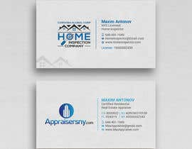 #29 for Business card For real estate appraiser 2 by JPDesign24