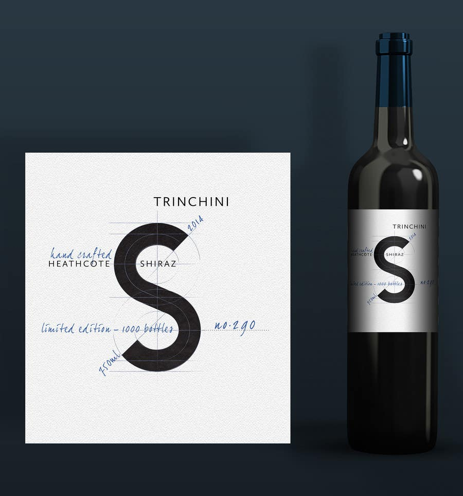 I Need Some Graphic Design For A Wine Label Freelancer