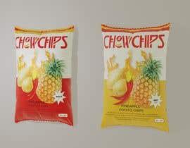 #2 for Potato Chip Bag Design Needed! by Flexustotal