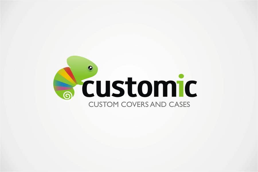 Contest Entry #                                        623                                      for                                         Logo Design for Customic