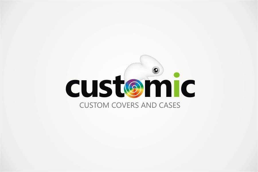 Contest Entry #                                        641                                      for                                         Logo Design for Customic
