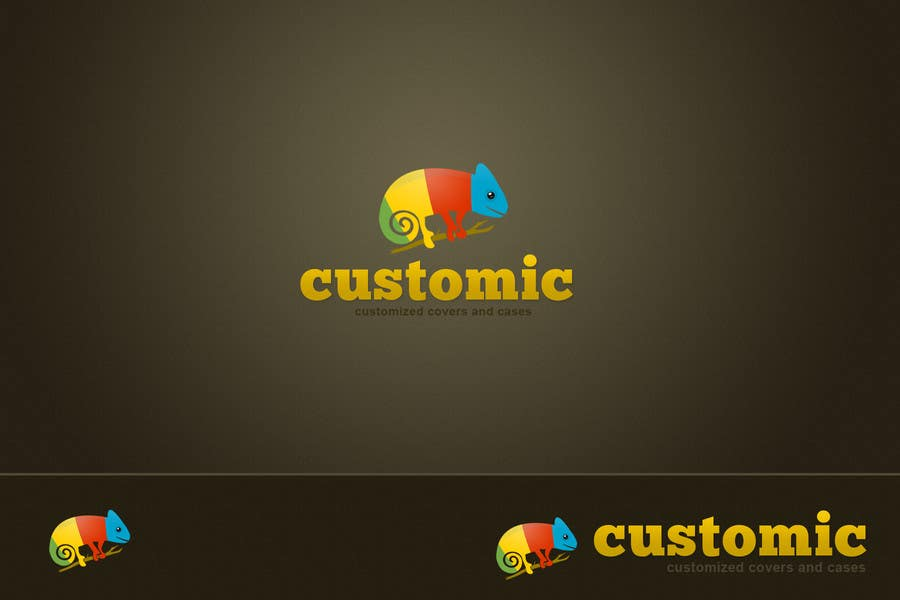 Contest Entry #                                        692                                      for                                         Logo Design for Customic