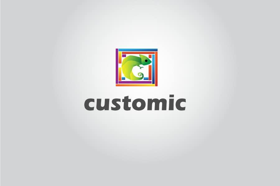 Contest Entry #                                        779                                      for                                         Logo Design for Customic