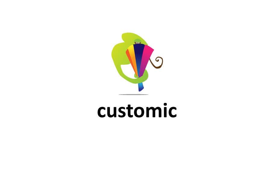 Contest Entry #                                        792                                      for                                         Logo Design for Customic