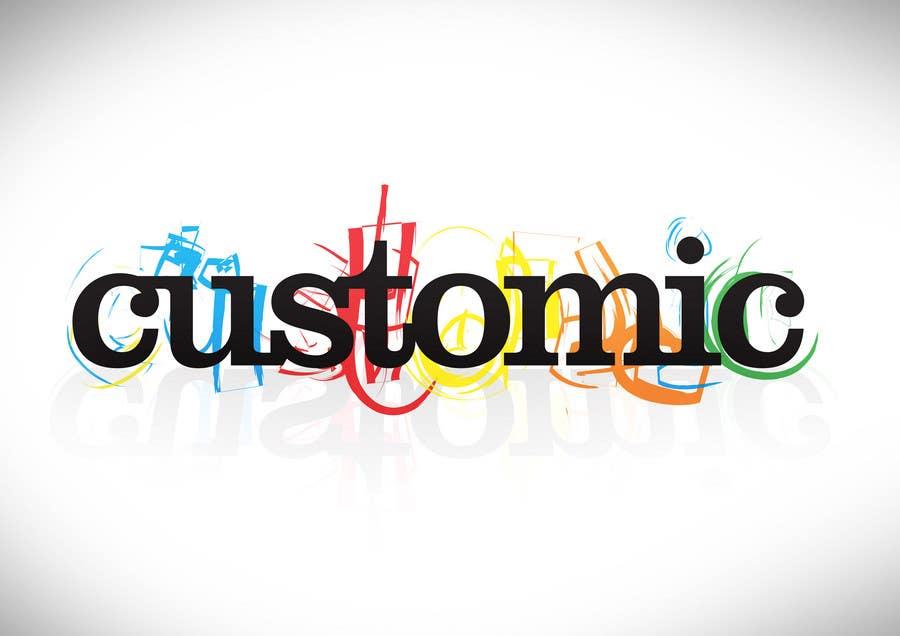 Bài tham dự cuộc thi #                                        710                                      cho                                         Logo Design for Customic