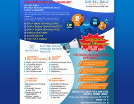 #50 for digital marketing company 1 page ad for magazine by desmondlow1801