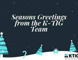 #3 for Design a branded Seasons Greeting card and animation suitable for email by AngiePavlov