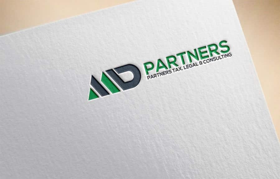 Kilpailutyö #173 kilpailussa Logo Design - Business Consulting Firm - AD Partners S.r.l.