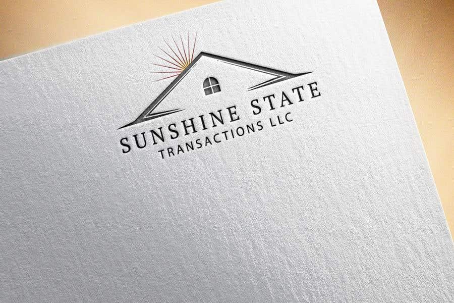 Конкурсная заявка №31 для Need Company Logo - Sunshine State Transactions, LLC