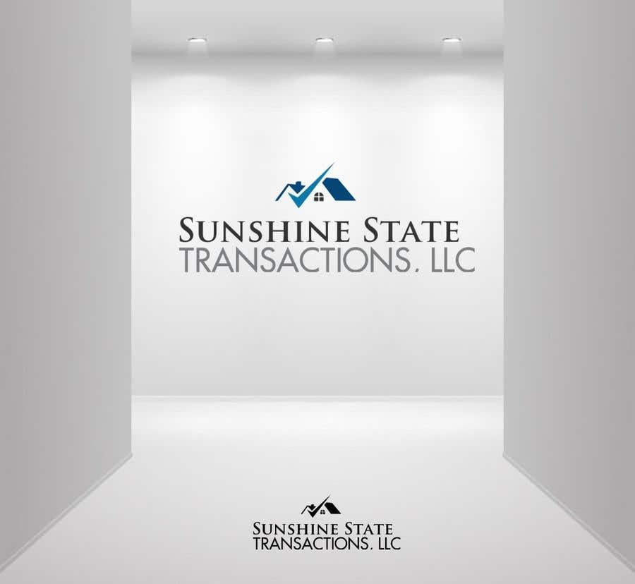 Конкурсная заявка №24 для Need Company Logo - Sunshine State Transactions, LLC