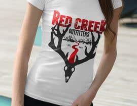 #134 для Red Creek Outfitters Logo от sharwar5630