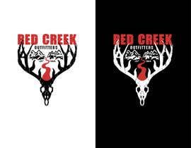 #86 для Red Creek Outfitters Logo от aleaperez