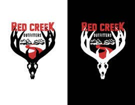 #149 для Red Creek Outfitters Logo от aleaperez