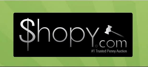 Bài tham dự cuộc thi #37 cho Logo Design for Shopy.com