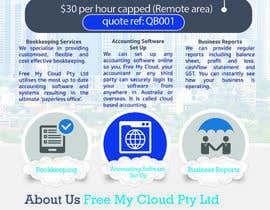 nº 15 pour A4 flyer needed to promote cloud bookeeping & accounting services par jeanniefreelance