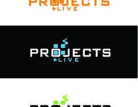 #277 for Design a Logo for Projects Live af anupghos