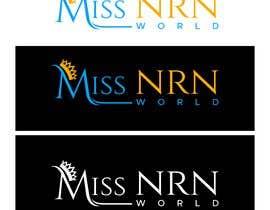 #111 para Logo Design for Miss NRN WORLD por denistarcomreal