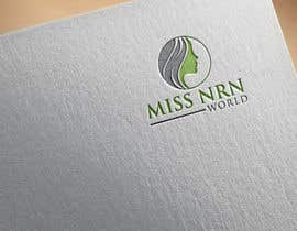 #107 para Logo Design for Miss NRN WORLD por pathdesign20192