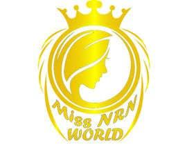 #123 para Logo Design for Miss NRN WORLD por Subir28