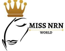 #109 para Logo Design for Miss NRN WORLD por spmarco84