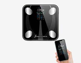 #5 for Create an innovative design for our body fat scale af milajdg
