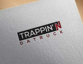 #24 for Trappin' N DaTruck—- description is...Semi truck pulling a flatbed trailer with stacks of money on the back... I want the money to look as if it's flying off the trailer by media3630