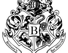 #7 untuk A novelty Harry Potter themed logo/stencil oleh LibbyDriscoll