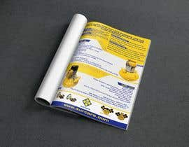 #82 for Design advertising flyer for industrial sander by AbubakarRakib
