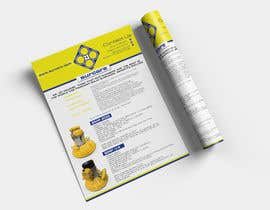 #72 for Design advertising flyer for industrial sander by rakib2375