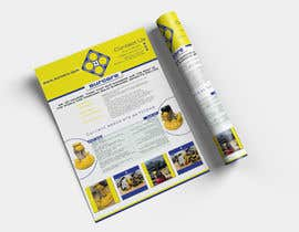 #73 for Design advertising flyer for industrial sander by rakib2375