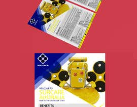 #159 для Design advertising flyer for industrial sander от Aminullah2