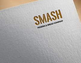 #34 for Smash Pizzeria & Bread Company Logo by logousa45