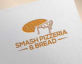 #49 for Smash Pizzeria & Bread Company Logo by mttomtbd