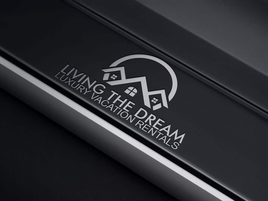 Konkurrenceindlæg #323 for Design a logo for luxury vacation rentals. Company name: Living The Dream