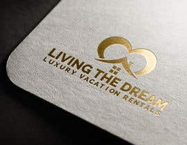 #329 for Design a logo for luxury vacation rentals. Company name: Living The Dream af anubegum