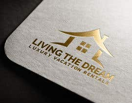 #330 for Design a logo for luxury vacation rentals. Company name: Living The Dream af anubegum