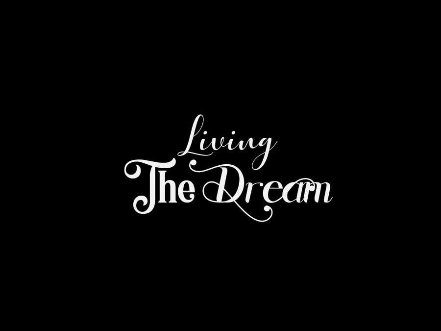 Konkurrenceindlæg #68 for Design a logo for luxury vacation rentals. Company name: Living The Dream