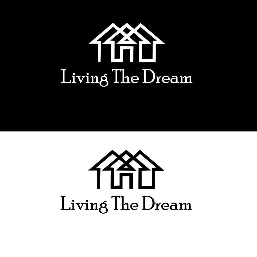 Konkurrenceindlæg #274 for Design a logo for luxury vacation rentals. Company name: Living The Dream