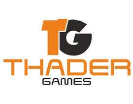 nº 39 pour Diseñar un logotipo for THADER GAMES par harleybryant