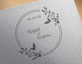 Nro 58 kilpailuun Wedding logo/monogram käyttäjältä amnaazhar265