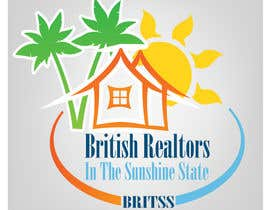 #18 cho Logo Design for British Realtors, relocating people UK to Forida bởi maygan