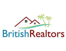 nº 9 pour Logo Design for British Realtors, relocating people UK to Forida par trying2w