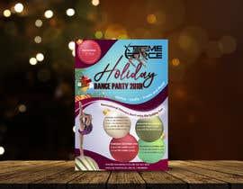 #9 para Holiday Dance Party Flier por sojovanessa