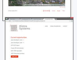 #2 para Revamp Website DistroSystems.com por h0n24
