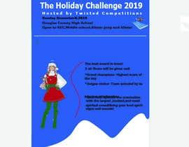 nº 41 pour Christmas Cheer Event Flyer par tasnimesha292
