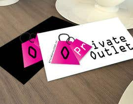 #27 para Logo Design for www.private-outlet.tn por dirak696