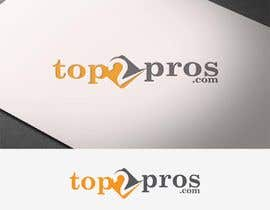 """#348 , Logo Contest """"Top 2 Pros"""" 来自 AjwaGraphic"""